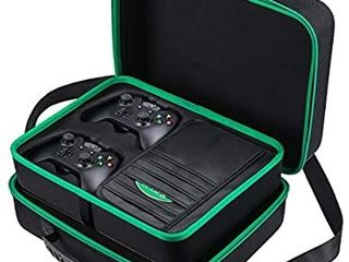 Zadii Hard Carrying Case Compatible with Xbox One X