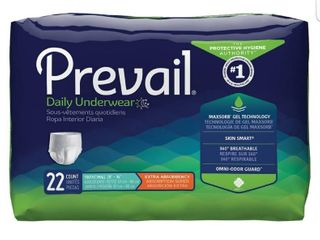 Prevail Extra Absorbency Underwear  Youth Small Adult  22 Count