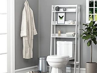 UTEX 3 Shelf Bathroom Organizer Over The Toilet  Bathroom Spacesaver