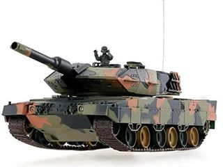 German leopard II A5 Main Battle Tank RC Airsoft Radio Control 1 24 MBT