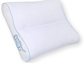 The SNAZ Pillow  More Comfortable  Better Sleep