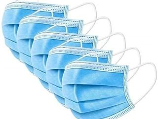 50pcs Daily Protective Disposable Face Mask