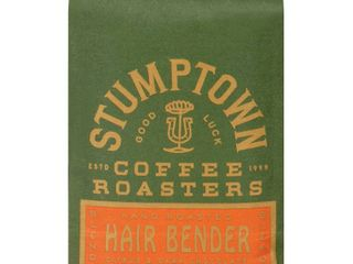 Stumptown Hair Bender light Roast Whole Bean Coffee   12oz