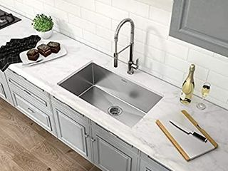 Kraus KHF200 36 Standart PRO Kitchen Stainless Steel Sink  36 Inch