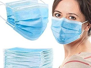 CoolHood Disposable Face Mask 3 Ply