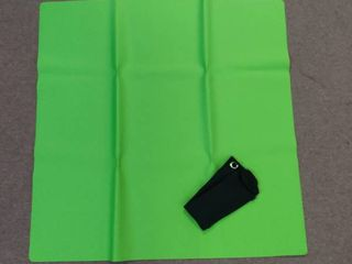 Take along child s play mat  33  Green