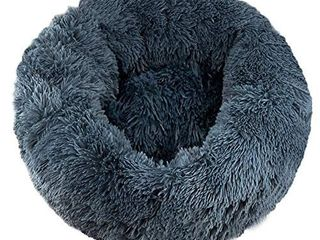 ANXUAN luxury Fluffy Dog   Cat Bed