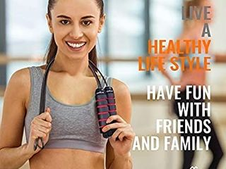 Jump Rope Skipping Rope for Workout  Jumping Rope Jump Ropes for Fitness
