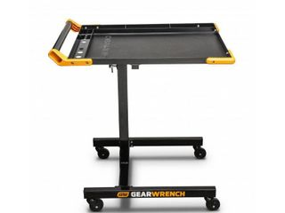 Gearwrench 83166 Adjustable Height Mobile Work Table 35in  to 48in