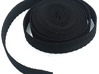 Polypropylene Strapping  1 2  HG 300 Black 8x8 9 000 ft