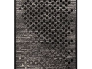 Platinum Collection Abstract Dot Area Rug  Retail 173 49