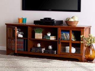 Rawley 65 inch TV Stand Console  Retail 362 99