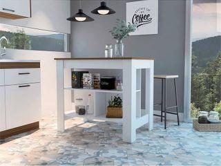 TUHOME Cala kitchen island  Retail 318 49