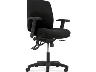 HON  Network Series Seat Control Task Chair  Black