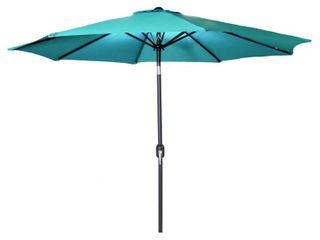 Jordan Manufacturing 9 foot Steel Market Umbrella