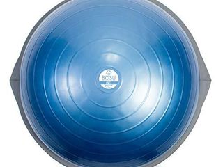 Bosu Pro Balance Trainer  Stability Ball Balance Board with Manual and Guided Workout Downloads  26 Inches
