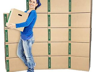 Medium Moving Boxes  20 Pack    Brand  Cheap Cheap Moving Boxes