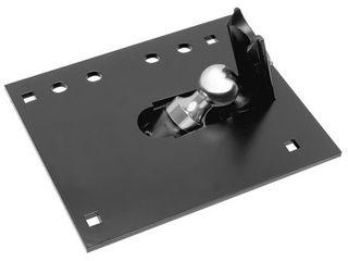 Reese Towpower 8339 Fold Down Gooseneck Hitch Platform