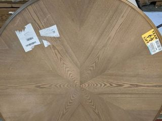 lexi Dining Table Reclaimed Walnut Antique Cream See Below Does not have base table top only