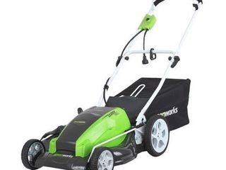 Greenworks 21 Inch 13 Amp Corded lawn Mower 25112