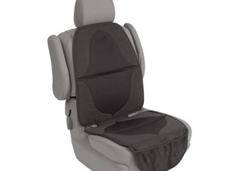 Summer Infant Elite DuoMat 2 in 1 Seat Protector   Black