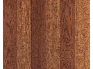 Achim Home Furnishings FTVWD22345 Tivoli Self Adhesive Vinyl Tiles  12 x 12 Inches  Medium Oak