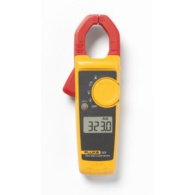 Fluke 323 True RMS 400 Amp AC   600 Volt AC   DC Rugged Portable Precise Clamp Meter  New Open Box