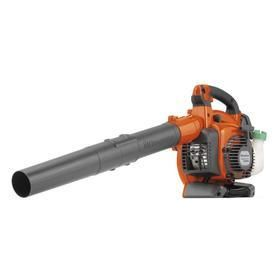 New Husqvarna 125BVx 28cc 2 Cycle Gas Powered 170 MPH lawn Yard Blower Vacuum