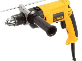 Dewalt Dw511 1 2   13mm  Vsr Single Speed Hammerdrill   Hammer Drill   0 50  Chuck  dw511