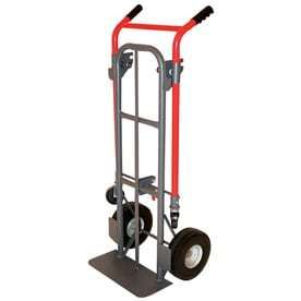 Milwaukee Steel Convertible Hand Truck