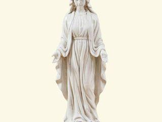 Virgin Mary Outdoor Garden Statue  Retail 86 49
