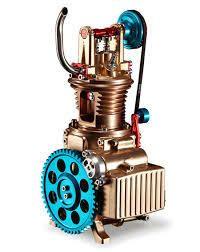 teaching engine series single cylinder engine overhead camshaft