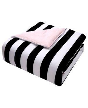 Juicy Couture Cabana Stripe 6 Piece Reversible Set  Retail 121 99 king