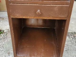little Cabinet with Drawer