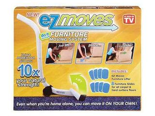 As Seen on TV EZ Moves Furniture Mover