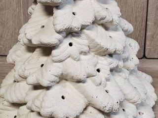 Christmas Tree Bisqueware