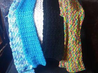 7 Beautiful Handmade Scarves