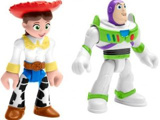 Fisher Price Imaginext Disney Pixar Toy Story 4 Buzz lightyear And Jessie
