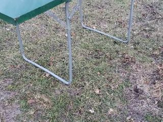 Vintage Folding Camping Table