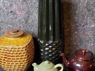 lot of Four Ceramic Pieces