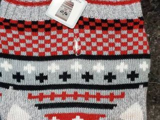 Dog Sweater  raccoon  Size Medium Great For Beagle  Standard Poodle And More