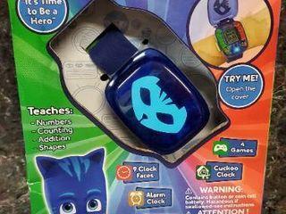 Pj Masks Super Catboy learning Watch