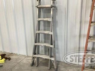 Keller 21 Folding ladder 0 jpg