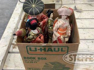 Box of Oriental Dolls 0 jpg