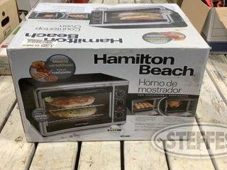 Hamilton Beach Toaster Oven 0 jpg
