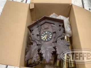 Wooden Cuckoo Clock 0 jpg