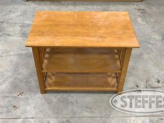 Wooden Tv Stand 0 jpg