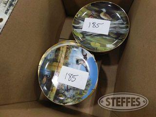 Various Painted Glassware 1 jpg