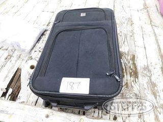 Black luggage Bag Panasonic 800x Video Camera 1 jpg