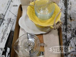 Glass Juicer 4 Glass Bowls 1 jpg